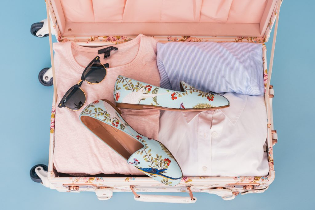 your wardrobe essentials for a comfortable long haul flight